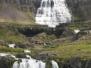 The Beautiful Waterfall Dynjandi